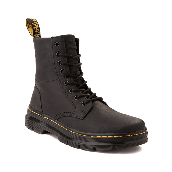 alternate view Dr. Martens Combs Boot - BlackALT5