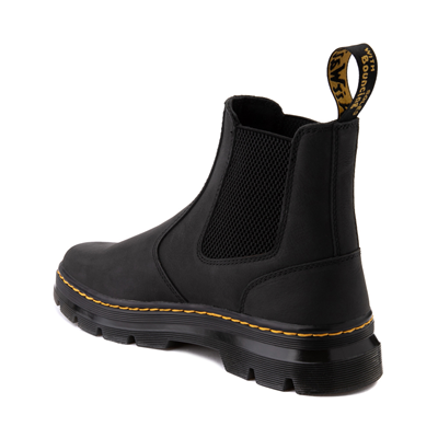 Alternate view of Dr. Martens 2976 Chelsea Tract Boot - Black