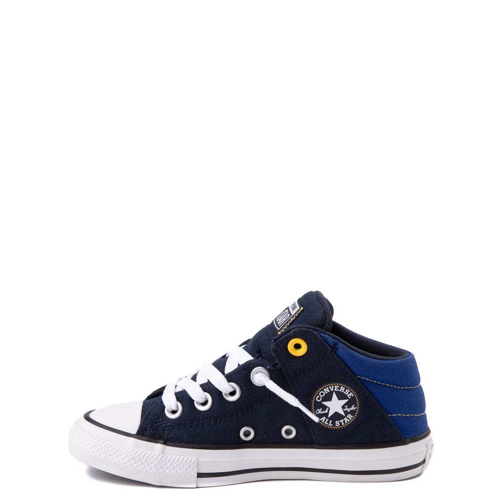 Converse Chuck Taylor All Star Axel Mid Sneaker Little Kid Big Kid Obsidian Blue