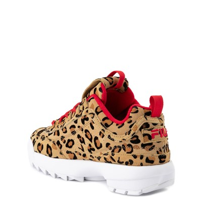 Alternate view of Fila Disruptor 2 Athletic Shoe - Big Kid - Leopard