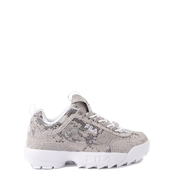 Fila Disruptor 2 Athletic Shoe - Big Kid - Snakeskin
