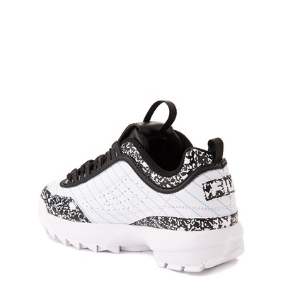 Alternate view of Fila Disruptor 2 Notebook Athletic Shoe - Big Kid - White / Black