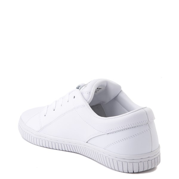 alternate view Mens Airwalk The One Skate Shoe - White MonochromeALT2
