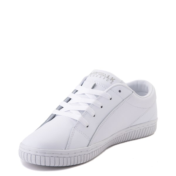 alternate view Mens Airwalk The One Skate Shoe - White MonochromeALT3