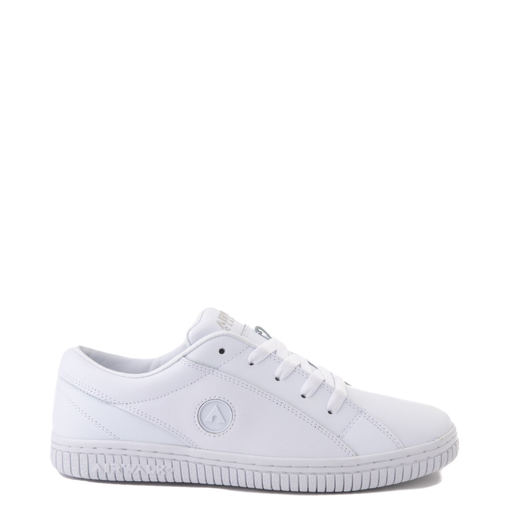 Mens Airwalk The One Skate Shoe - White Monochrome