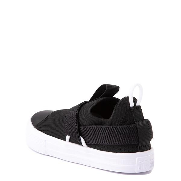alternate view Converse Chuck Taylor All Star Superplay Knit Slip On Sneaker - Baby / Toddler - BlackALT2