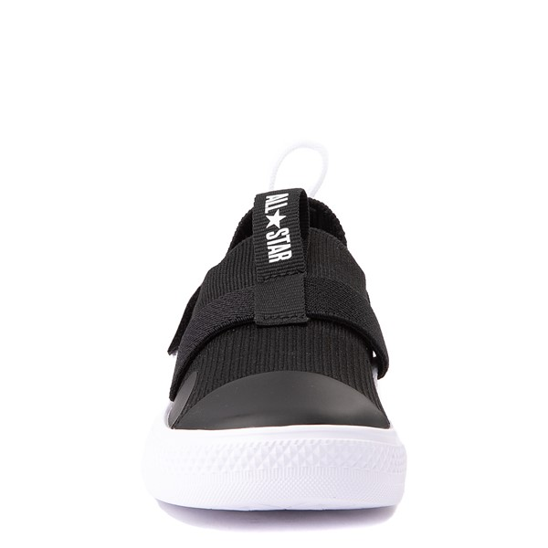 alternate view Converse Chuck Taylor All Star Superplay Knit Slip On Sneaker - Baby / Toddler - BlackALT4