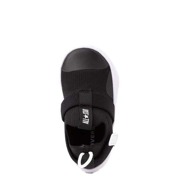 alternate view Converse Chuck Taylor All Star Superplay Knit Slip On Sneaker - Baby / Toddler - BlackALT4B