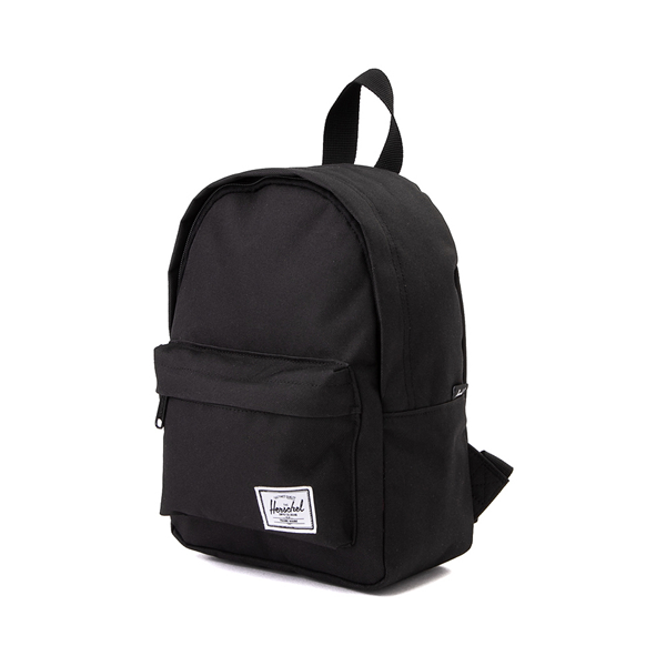 alternate view Herschel Supply Co. Classic Mini Backpack - BlackALT4