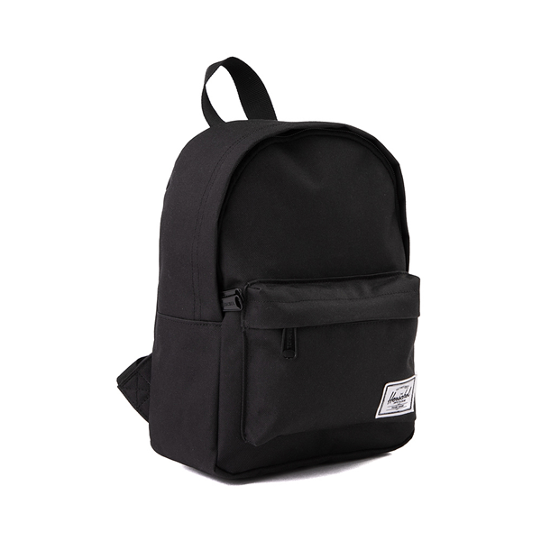 alternate view Herschel Supply Co. Classic Mini Backpack - BlackALT4B