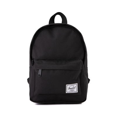 Main view of Herschel Supply Co. Classic Mini Backpack - Black