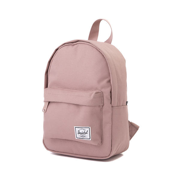 alternate view Herschel Supply Co. Classic Mini Backpack - Ash RoseALT4