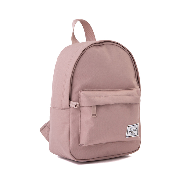 alternate view Herschel Supply Co. Classic Mini Backpack - Ash RoseALT4B