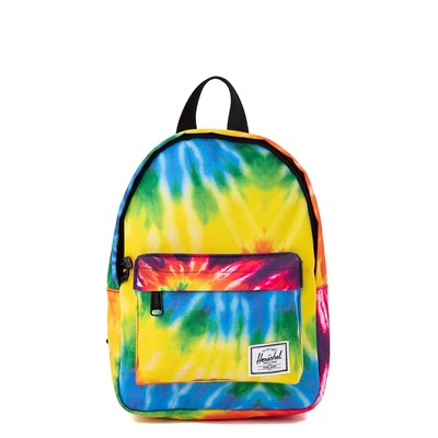 Main view of Herschel Supply Co. Classic Mini Backpack - Tie Dye