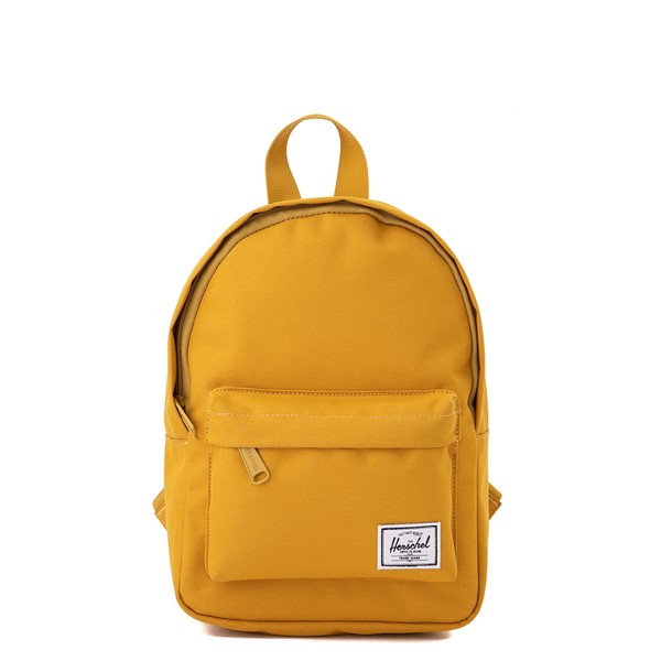 Herschel Supply Co. Classic Mini Backpack - Arrowwood Yellow