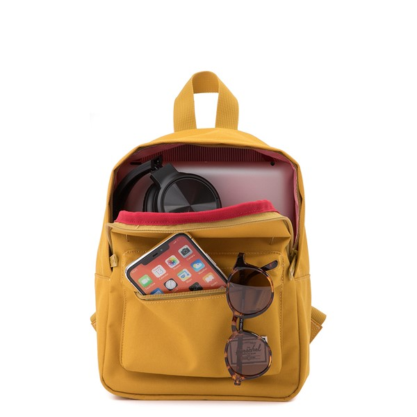 alternate view Herschel Supply Co. Classic Mini Backpack - Arrowwood YellowALT1