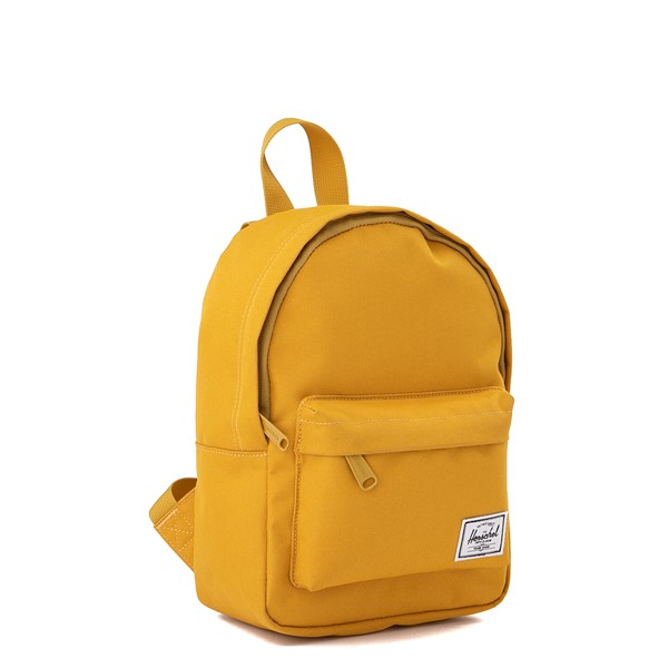 alternate view Herschel Supply Co. Classic Mini Backpack - Arrowwood YellowALT4B