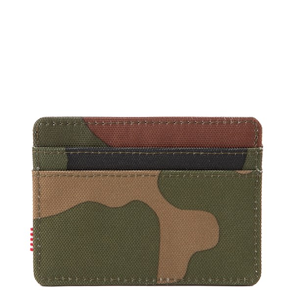 alternate view Herschel Supply Co. Charlie Wallet - Woodland CamoALT1