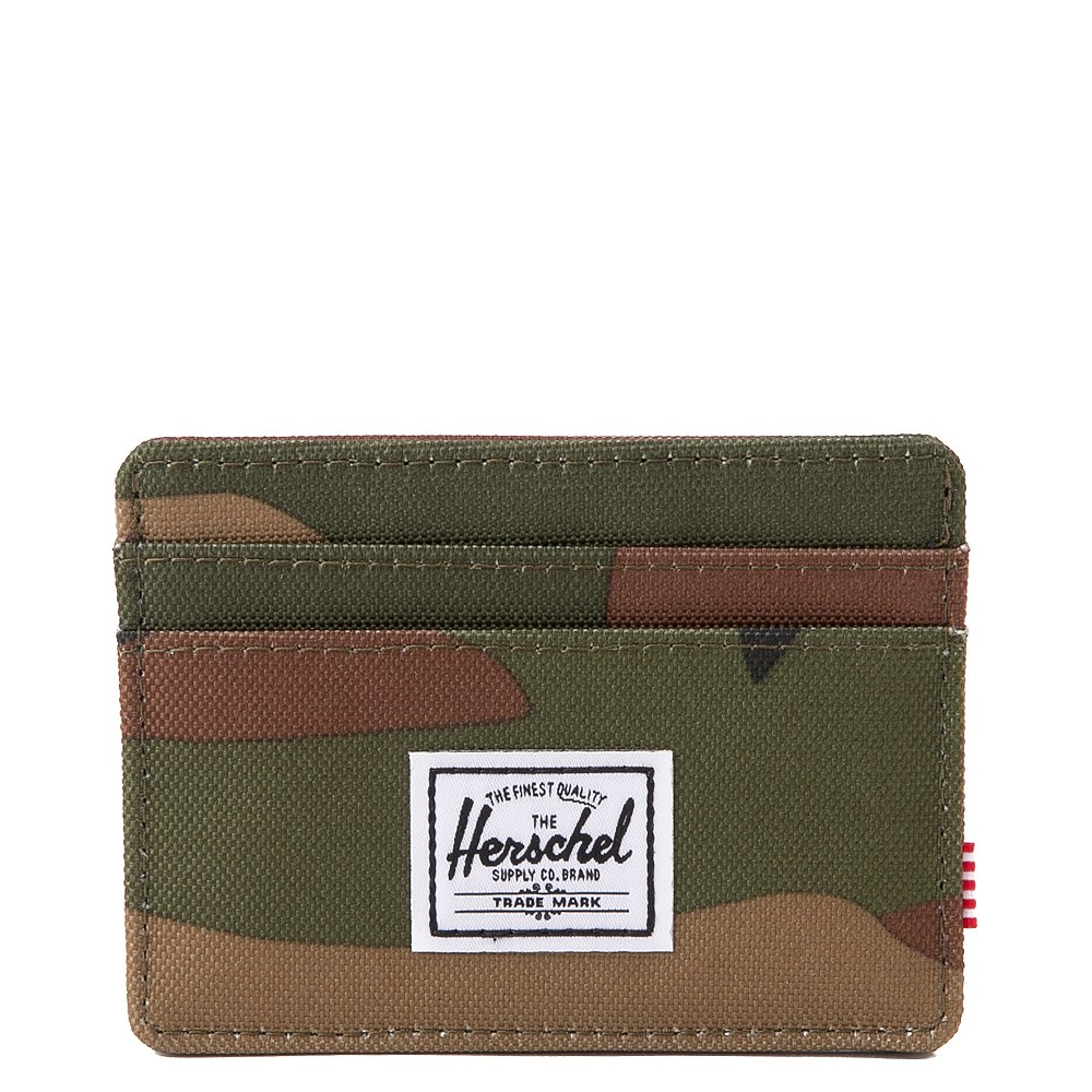 Herschel Supply Co. Charlie Wallet - Woodland Camo