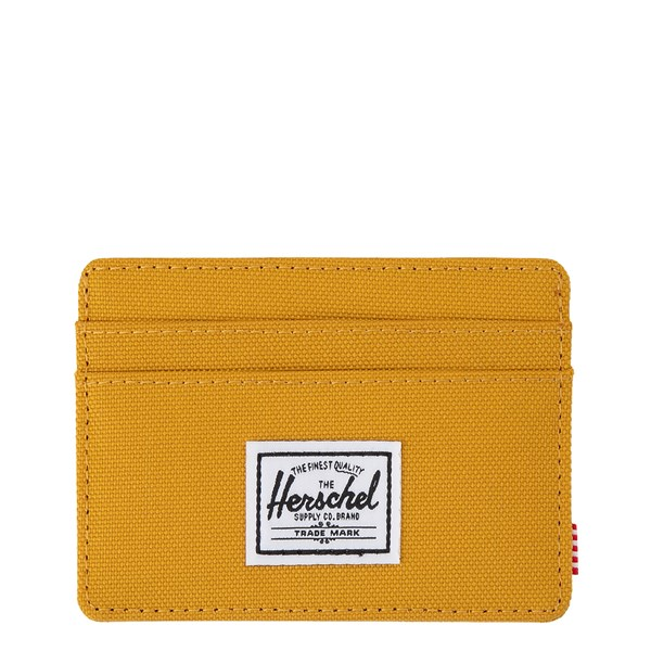 Herschel Supply Co. Charlie Wallet - Arrowwood Yellow