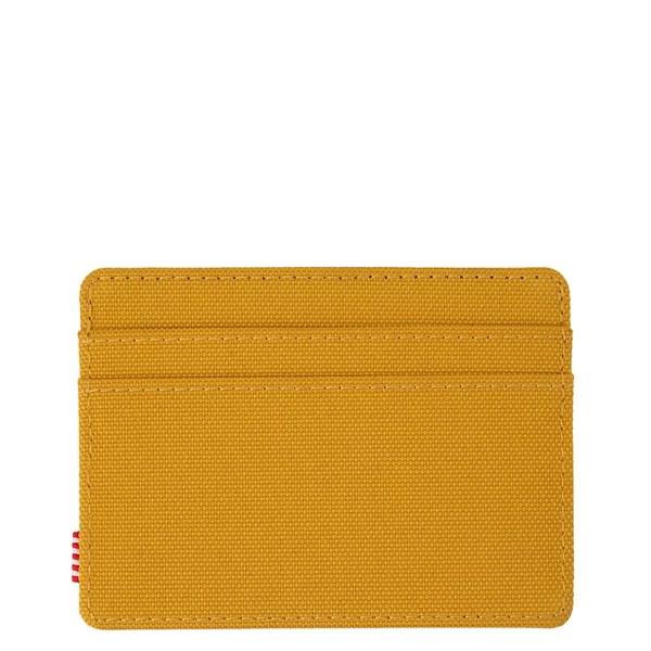 alternate view Herschel Supply Co. Charlie Wallet - Arrowwood YellowALT1