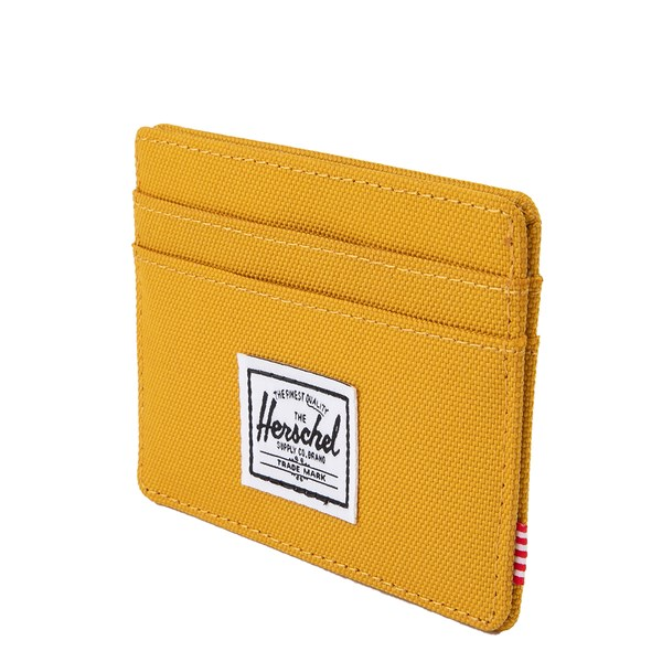 alternate view Herschel Supply Co. Charlie Wallet - Arrowwood YellowALT2