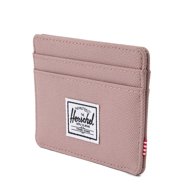 alternate view Herschel Supply Co. Charlie Wallet - Ash RoseALT3