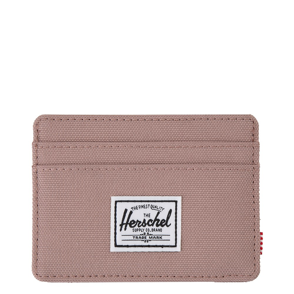 Herschel Supply Co. Charlie Wallet - Ash Rose