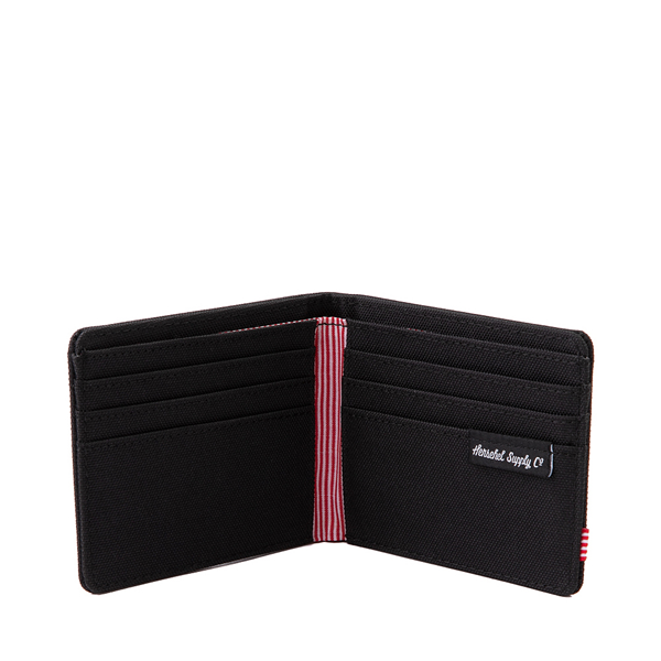 alternate view Herschel Supply Co. Roy Wallet - BlackALT1
