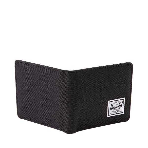 alternate view Herschel Supply Co. Roy Wallet - BlackALT2