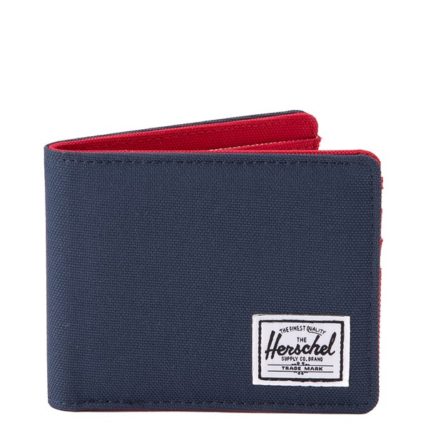 Herschel Supply Co. Roy Wallet - Navy / Red