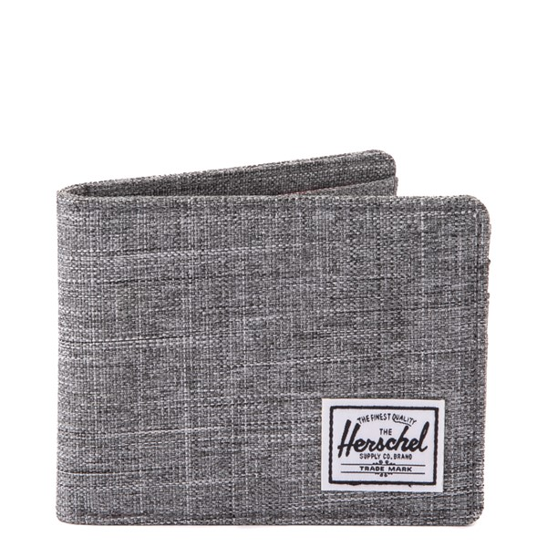 Main view of Herschel Supply Co. Roy Wallet - Gray