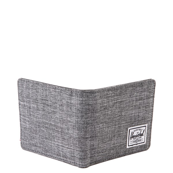 alternate view Herschel Supply Co. Roy Wallet - GrayALT2