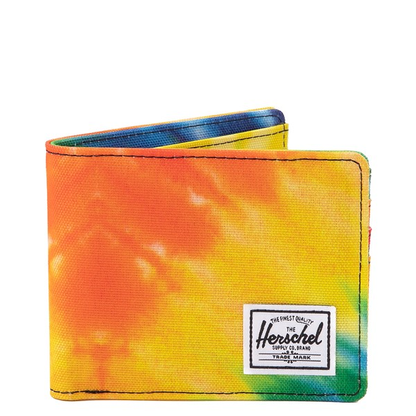 Herschel Supply Co. Roy Wallet - Rainbow Tie Dye