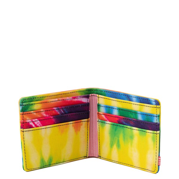 alternate view Herschel Supply Co. Roy Wallet - Rainbow Tie DyeALT1