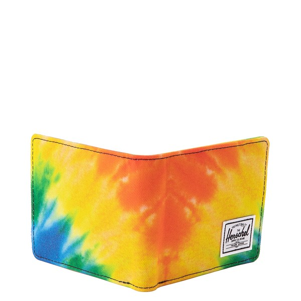 alternate view Herschel Supply Co. Roy Wallet - Rainbow Tie DyeALT2