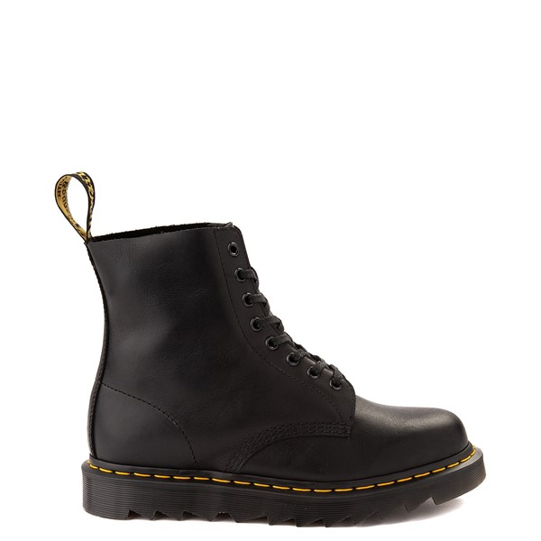 Main view of Dr. Martens 1460 8-Eye Ziggy Boot - Black