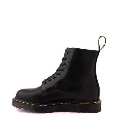 Alternate view of Dr. Martens 1460 8-Eye Ziggy Boot - Black