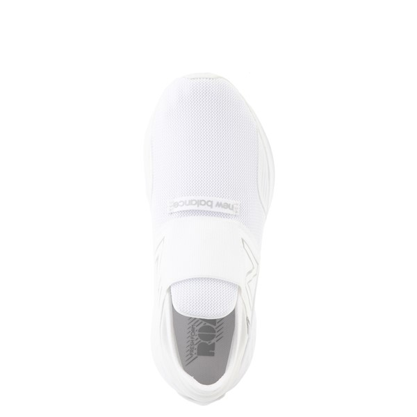 alternate view New Balance Fresh Foam Roav Slip On Athletic Shoe - Big Kid - WhiteALT4B