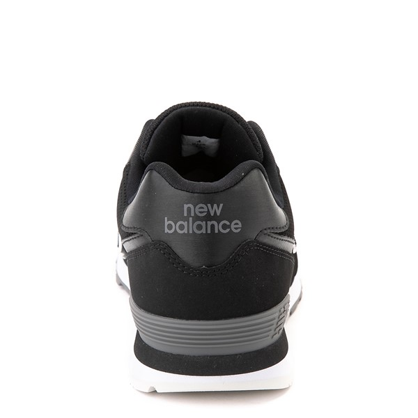 alternate view New Balance 574 Athletic Shoe - Big Kid - BlackALT4