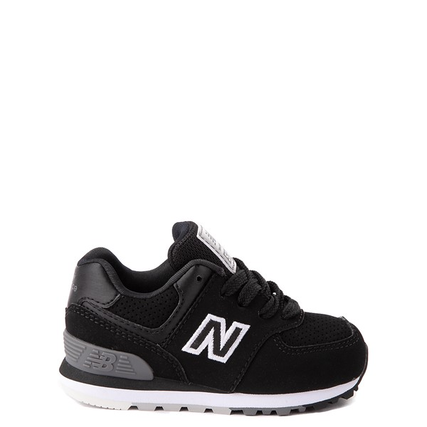 New Balance 574 Athletic Shoe - Toddler - Black