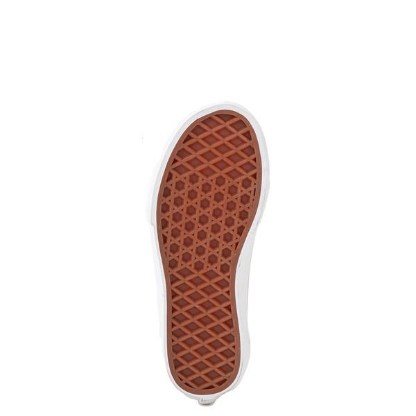 alternate view Vans Old Skool Glitter Skate Shoe - Big Kid - Brazilian SandALT3