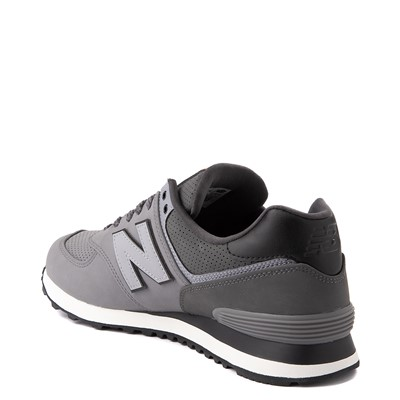 Alternate view of Mens New Balance 574 Athletic Shoe - Charcoal