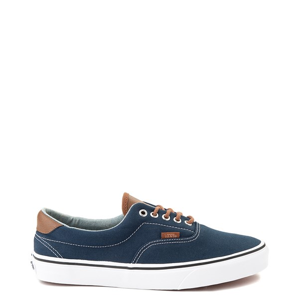 Vans C&L Era 59 Skate Shoe - Dress Blues / Acid Denim