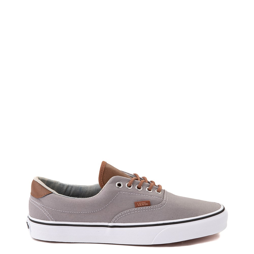 Vans C&L Era 59 Skate Shoe - Frost Gray / Acid Denim