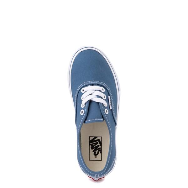 alternate view Vans Authentic Skate Shoe - Little Kid - NavyALT4B