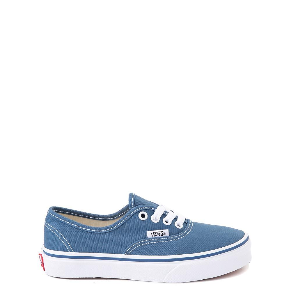 Vans Authentic Skate Shoe - Little Kid - Navy