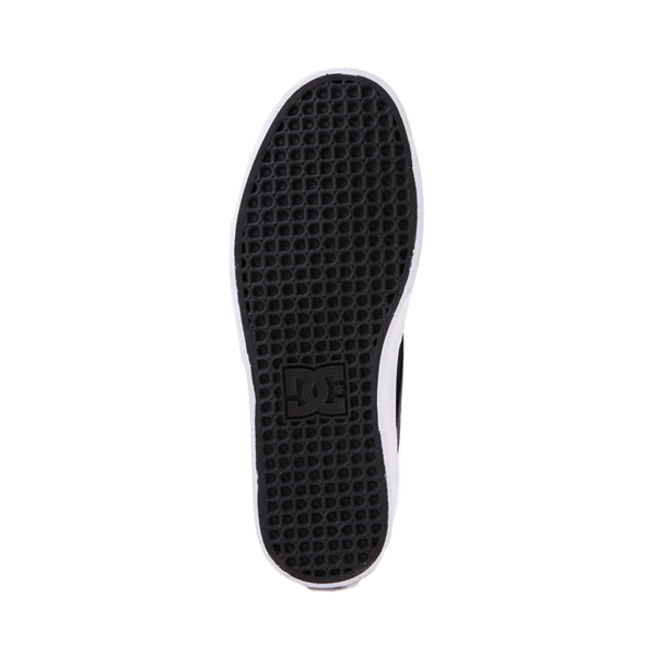 alternate view Mens DC Kalis Vulc Skate Shoe - BlackALT3