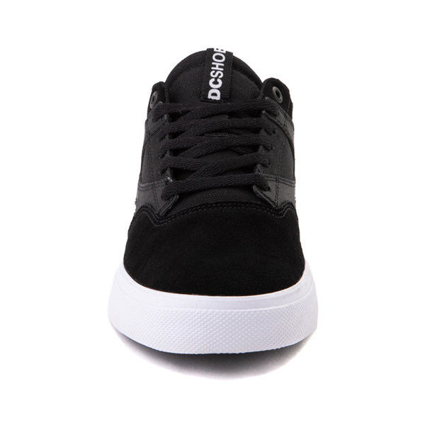 alternate view Mens DC Kalis Vulc Skate Shoe - BlackALT4