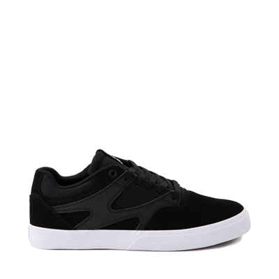 Main view of Mens DC Kalis Vulc Skate Shoe - Black